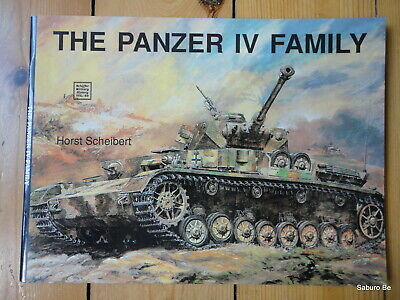 THE PANZER IV FAMILY Horst Scheibert Schiffer Military History
