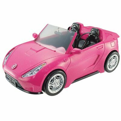 Barbie Glam Convertible Pink Car Doll Dolls Girl Girls Toy Toys 3+ Years