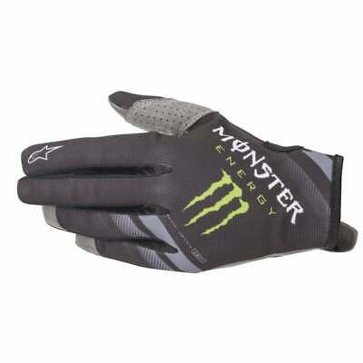 Alpinestars 2020 Adults Radar Monster Energy Motocross MX Enduro Gloves