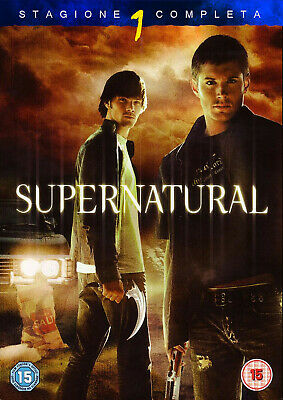 Supernatural - Stagione 1 Completa In Italiano (8 DVD)