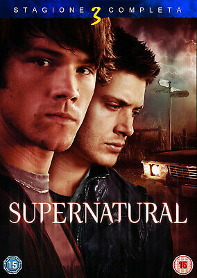 Supernatural - Stagione 3 Completa In Italiano (8 DVD)