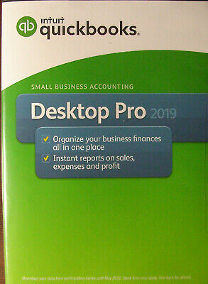 quickbooks pro 2019 for windows 3 user