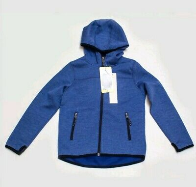 Kids 32 Degrees Cool Ocean Wave Hooded Tope Size Small Ages 7/8
