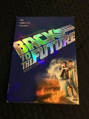Back to the Future dvd The Complete Triology