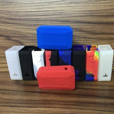 Silicone Case for Voopoo Drag Baby Trio & ModShield Tank Band Protective Cover
