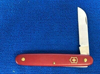 Victorinox--Gardener/Floral--Swiss Army Knife-Red