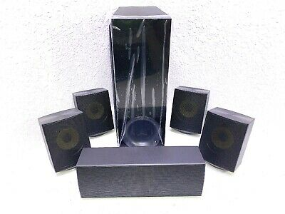LG Surround Sound Speakers w/ Remote Control, (Blu-Ray Player Not Included)