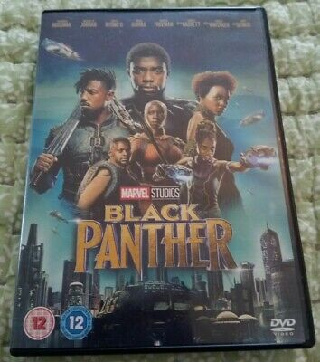 Black Panther (DVD, 2018)