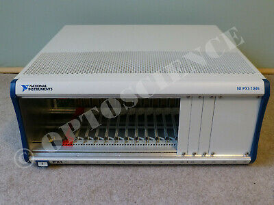 National Instruments NI PXI-1045 Chassis / 18-Slot 3U PXI Mainframe