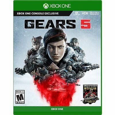 Gears 5 Standard Edition Xbox One - Xbox One Console exclusive - ESRB Rated Matu