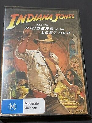 Indiana Jones And The Raiders Of The Lost Ark (DVD, 2008) NEW/SEALED - Free Post