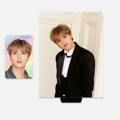 SM Town NCT DREAM - WE BOOM (3rd Mini Album) Official Hologram Photocard Set