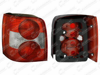 Volkswagen Passat 2001 - 2005 New Rear Tail Lamp Light Stop Signal Left Combi