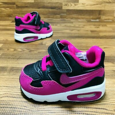 NIKE AIR MAX (Infant Size 3C) Athletic Sneaker Shoes Pink