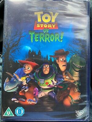 Toy Story of Terror (DISNEY) (DVD, 2013) *NEW/SEALED
