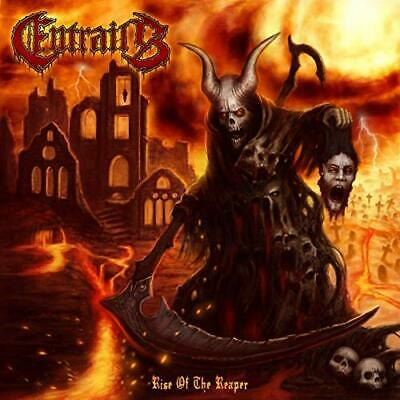 Entrails - Rise Of The Reaper CD ALBUM NEW (11TH OCT)