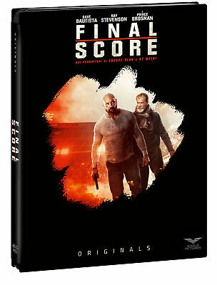 Final Score (Blu-Ray+Dvd) EAGLE PICTURES