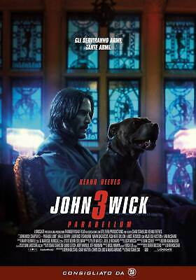 John Wick 3 DVD 01 DISTRIBUTION