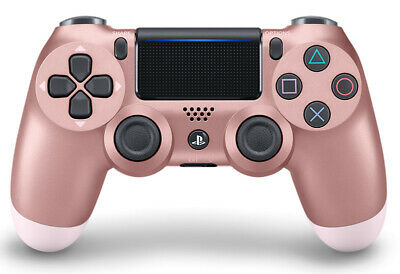 Sony PS4 Playstation 4 Controller DS4 Dualshock 4 V2 Rose Gold