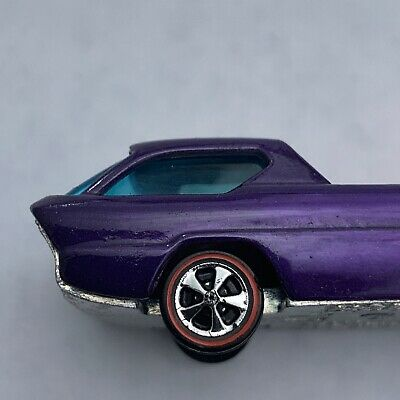 1967 Hot Wheels Deora HK(Hong Kong) In Purple w/Boards