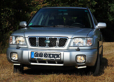 Subaru Forester SF 2.0 AWD 2002 Facelift, 125PS, mit LPG/Gas, 226tkm