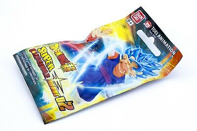 Mini Action Dragon Ball Super Collectable Figure 02 Un Personaggi 3D