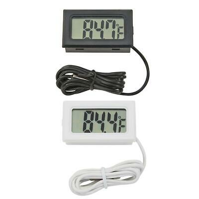 Electronic Digital LCD Thermometer Pet Fish Tank Temperature Mrter Measure Tool