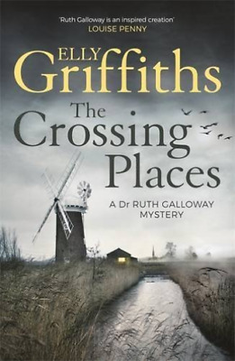 Griffiths, Elly-Crossing Places BOOK NEW