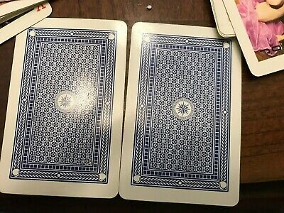 Vtg Gaiety 60' 54 Models #202A Full Deck Of Adult Playing Cards Nude Women Color