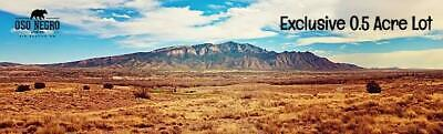 1/2 Acre Lot in Sandoval County, New Mexico -NO RESERVE- Excellent Investment!