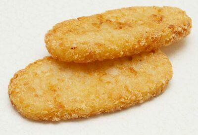 Hash Brown Patties 2 Ct Freeze Dried * Hiking * Camping * Survival * Emergency