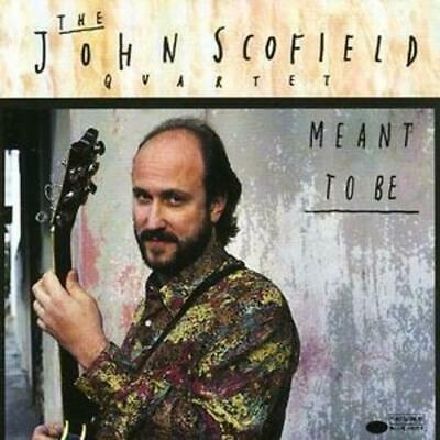 John Scofield Quartet : Meant to Be CD (2000) Expertly Refurbished Product