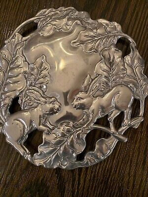 "2000 Arthur Court Bunny Rabbit Trivet - 8"" (#290)"
