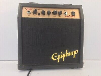 Epiphone Studio 10s Guitar Amp 19 Watts With Kickstand Tested Works Great