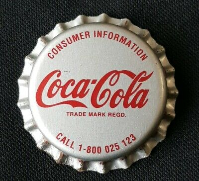 1990,s Coca Cola Crown Seal Bottle Cap Unused PVC Lined