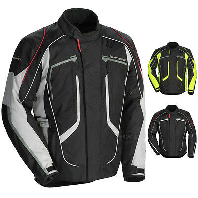 Tour Master Advanced Tall Mens Street Riding Racing Motorcycle Jackets