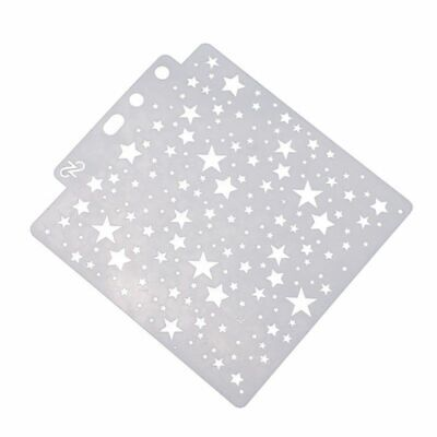 Craft Layering Stencils Template For Wall Painting Scrapbooking DIY Stamping