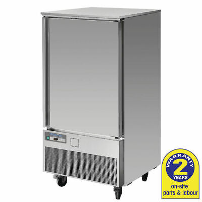 Blast Chiller Shock Freezer 240L Polar For 10x 1/1 GN Pans NO PANS INCLUDED NEW