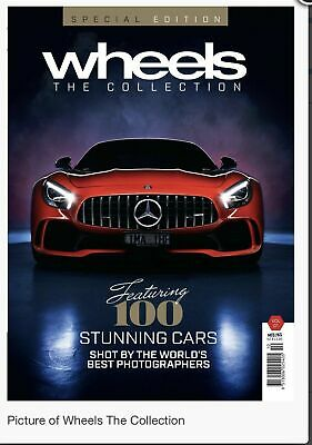 WHEELS THE COLLECTION 2019 Special Edition  Featuring 100 Stunning Cars