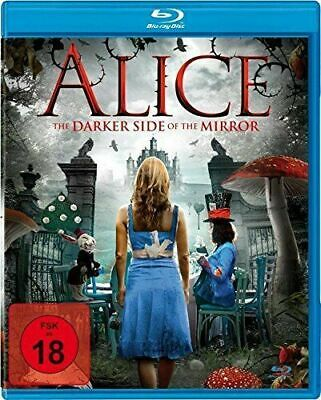 ALICE THE DARKER SIDE OF THE MIRROR - Blu Ray Disc -