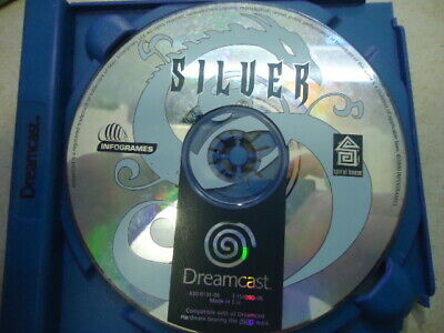dreamcast SILVER disc only PAL