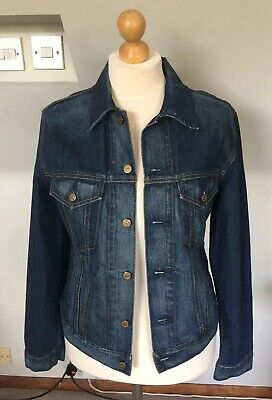 Gap 1969 Mid Blue Jean Denim Jacket Size M 38-40 Inche Chest
