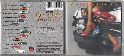 THE CARS - Greatest Hits (Best Of) - 1985 CD Album    *FREE UK POSTAGE*