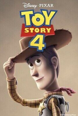 Toy Story 4 DVD W/ Generic Case Pre-Order Ships Oct 8th