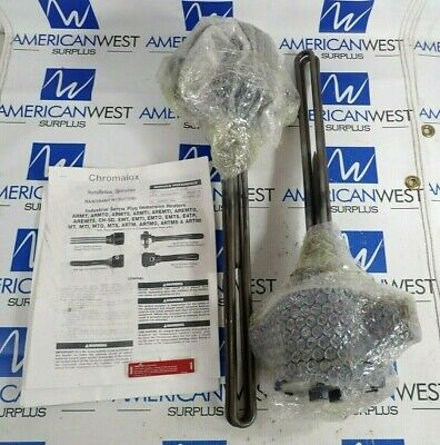 Chromalox Armt0-110E2Ts 120V 1Kw 1Ph Immersion Heater P# 500544549 *New*