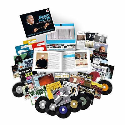 Bruno Walter - The Columbia Album Collection Audio CD PREORDER 10