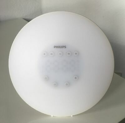 Philips HF3505 Wake-up Light/Lichtwecker, fast wie neu