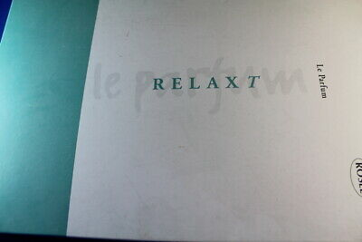Rösle Relax t Le Parfum Wellness Set in OVP