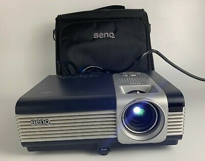 BenQ PB6240 XGA Home Theater Projector with Cable and Case