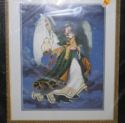 SWEET DREAMS ANGEL embroidery kit GOLD COLLECTION Dimensions James Himsworth NIP